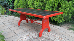 Eisen Table (Red)