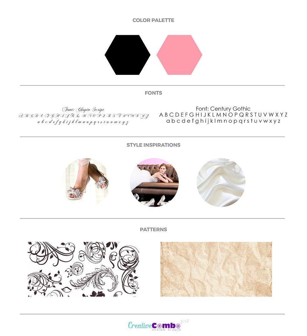 Anella Wedding Shoes Nelspruit Company Brand Design