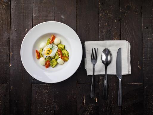 Comunicare con i piatti