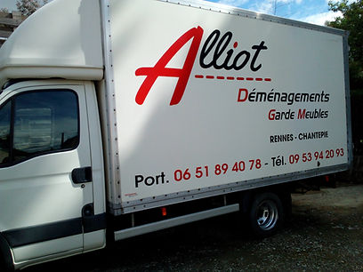 logo ALLIOT DEMENAGEMENTS