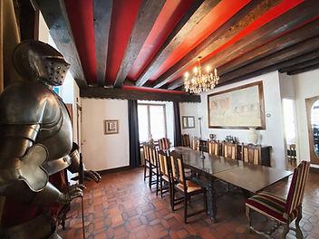 salon medieval La chancellerie de Montri