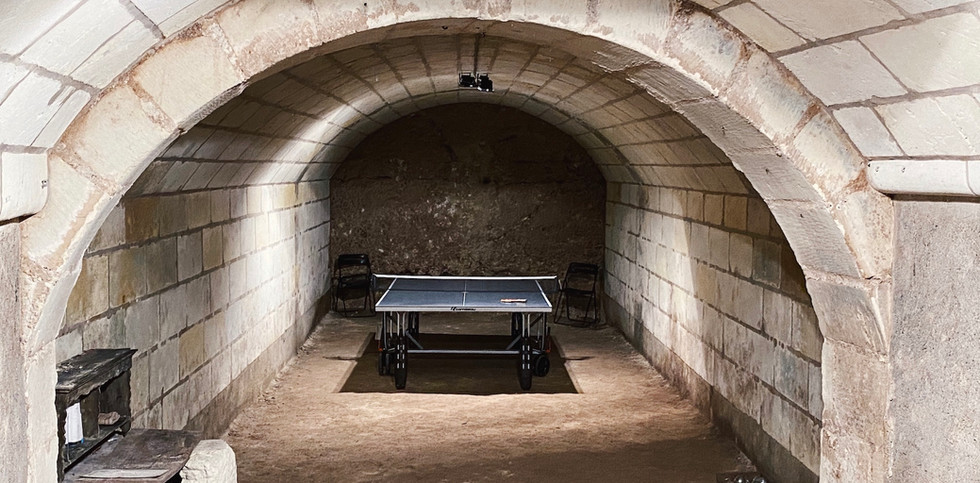 Cave Ping Pong