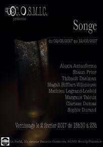 Cosmic Songe