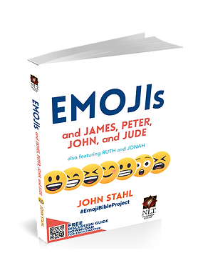 EMOJIs & John, Peter, James and Jude