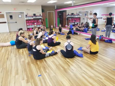 Dance Injury Prevention Workshop