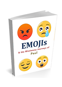 EMOJIs & the Missionary Journeys of Paul