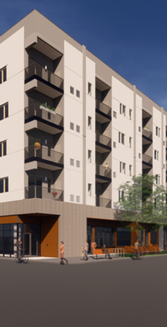 123 Unit Condo Construction Financing - Denver, CO