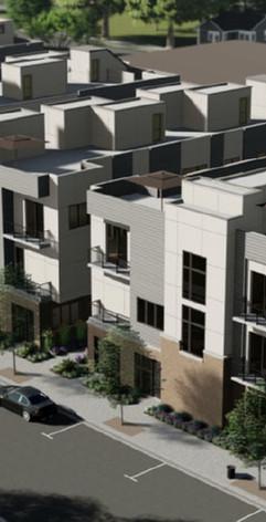 28 Unit Townhome Development - Boise, ID