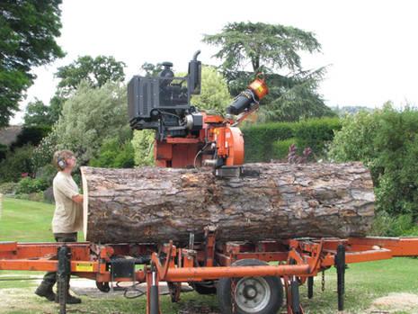 Big Log Capacity