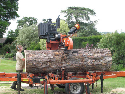 Big Log Capacity