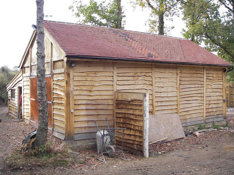 Traditional Cladding