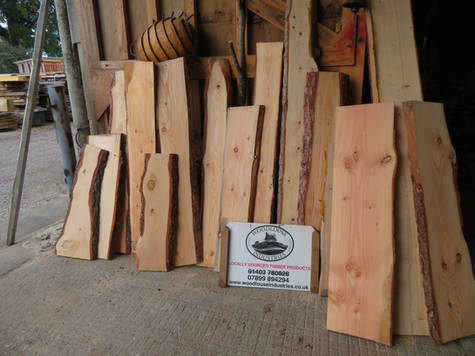 Mixed 'Rustic Scaffold Boards'
