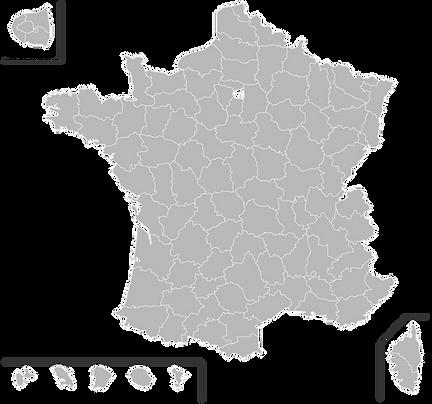 carte de France deplacement voltigao