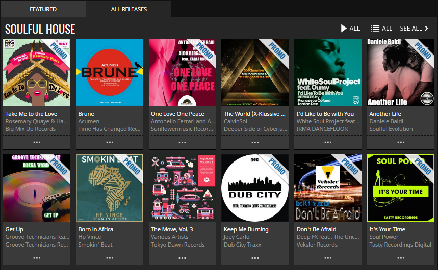 Traxsource Feature
