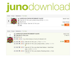 Juno Download charts
