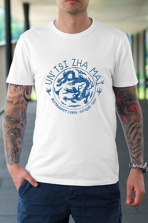 T-Shirt KAYORNN  Un Tsi Zha Maï
