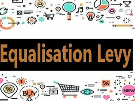 The Curious Case of India's Equalisation Levy
