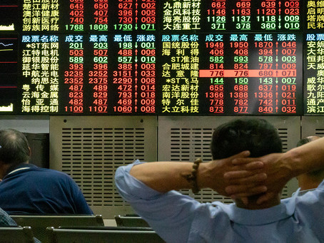 CHINA'S ECONOMIC DESCENT - A WARNING OR A TESTAMENT?