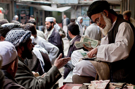 WHAT DOES THE TALIBAN TAKEOVER MEAN FOR AFGHANISTAN'S ECONOMY?
