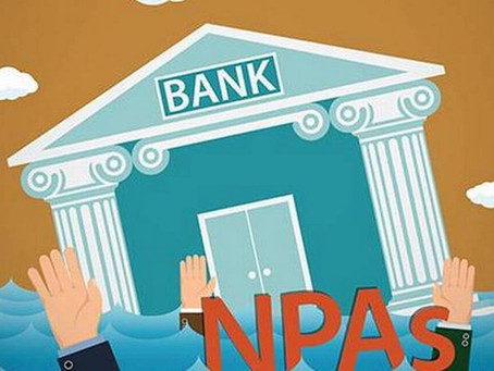 ADDRESSING THE NPA CRISIS: NEED FOR STRUCTURAL REFORMS