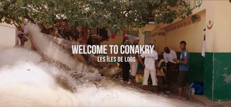 Welcome to Conakry_Goupil Studio_Les Pou