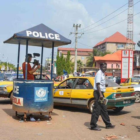 Welcome to Conakry_Goupil Studio_Les Pou