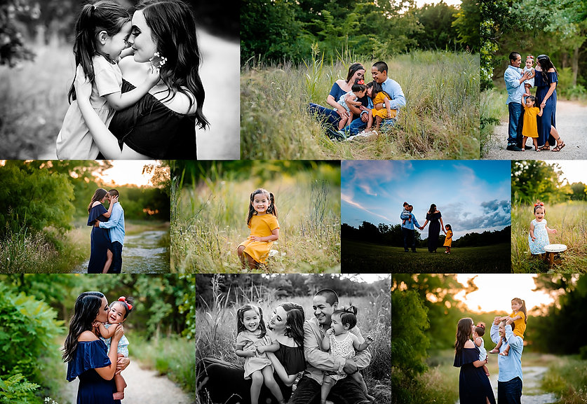 Southlake Texas family photographer