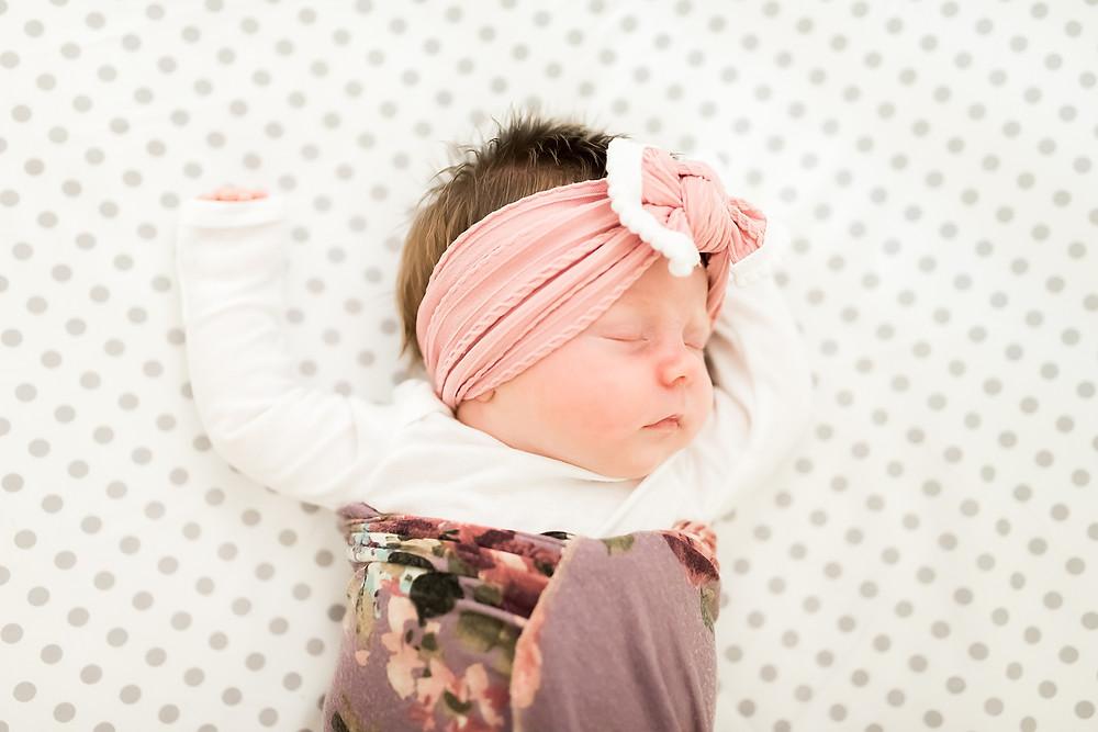 Southlake lifestyle newborn photographer
