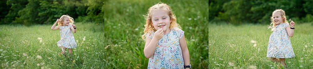 Keller family photographer, little girl, family photos