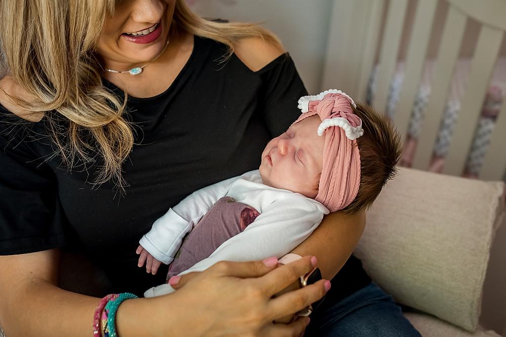 Sarah Hailey Photography Ft Worth lifestyle newborn photographer