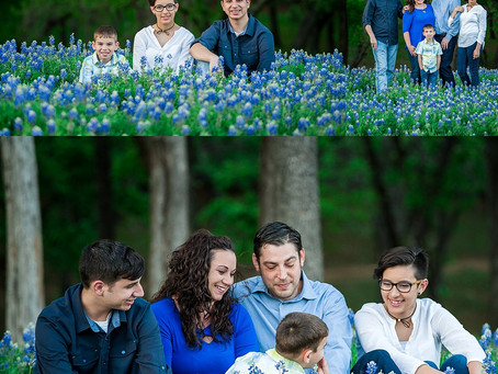 Bluebonnet Session {Fort Worth Family Photographer}