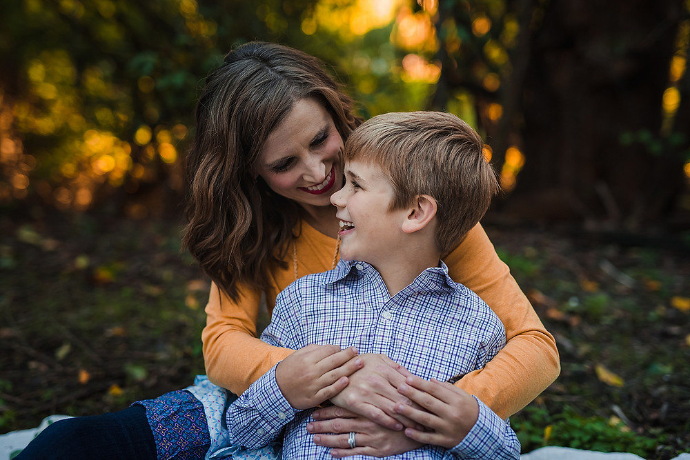 lifestyle family photography Grapevine