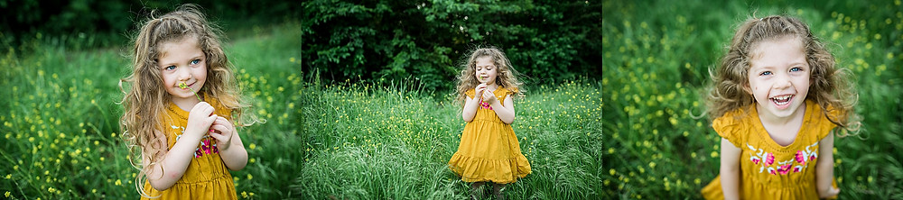 little girl with curly hair, Sarah Hailey Photography, Fort Worth