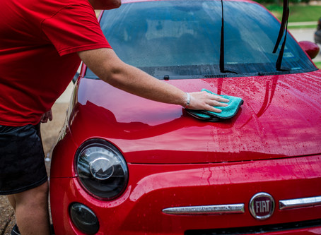 Local Business Feature- Auto Detail It  //  Trophy Club Business Owners