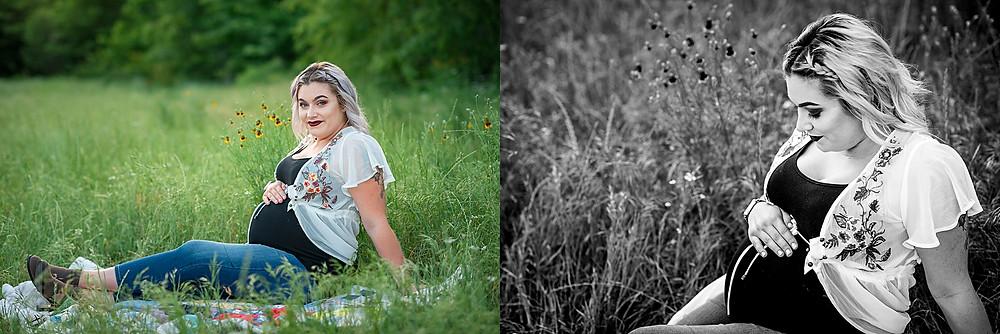 Keller family photographer, maternity, Fort Worth photography