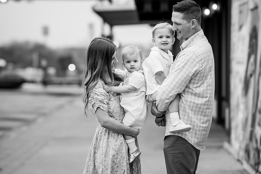 Family photographer Denton Texas