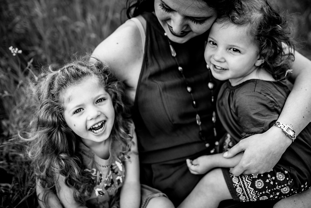 Keller photographer, mommy and me sessions