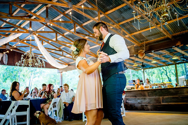 couple dancing wedding photography fort worth