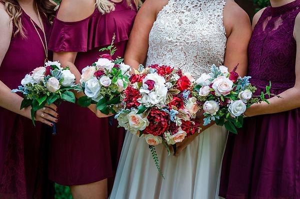 flower details fort worth weddng photographer