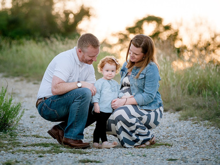A Growing Family {Fort Worth Family Photographer}