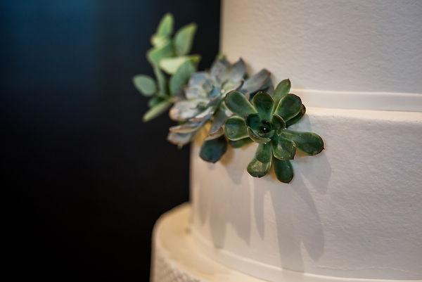 cake details wedding dalls arboretum