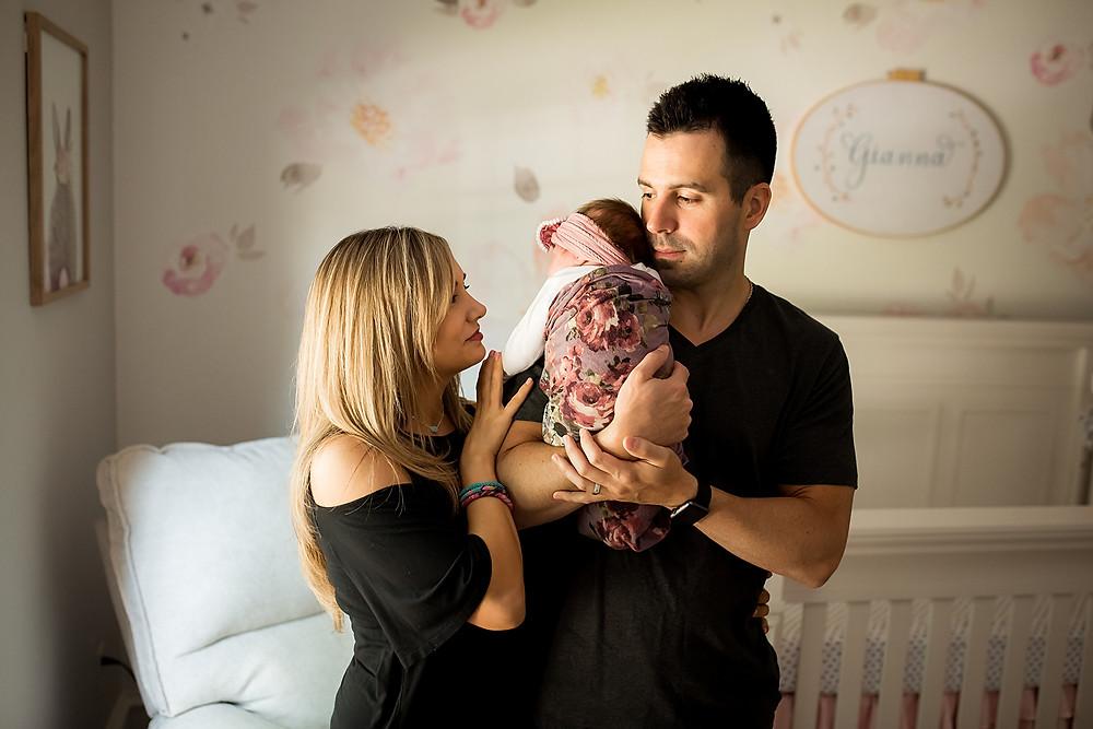 Sarah Hailey Photography DFW lifestyle newborn photographer
