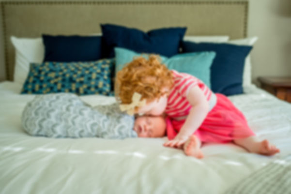 sibling newborn photography southlake