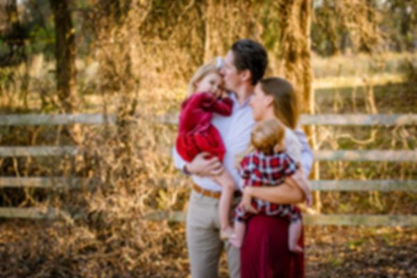 styled family in Keller Texas
