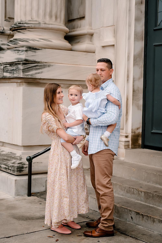 family photos Denton