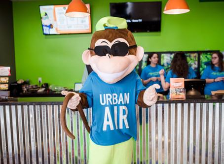 Local Business Feature- Urban Air Arlington  // Trophy Club Business Owners