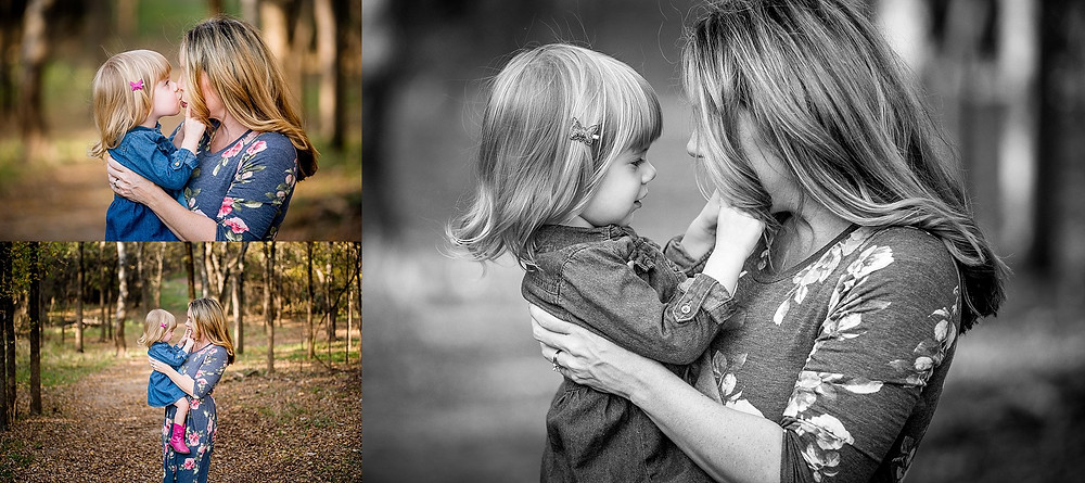Family photo, mom and toddler, Trophy Club, lifestyle family photography