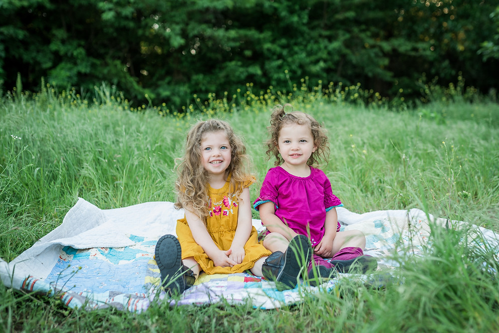 mom and daughters, Mother's Day photography