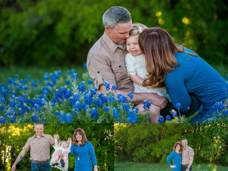 Extended Family Session {Fort Worth Family Photographer}
