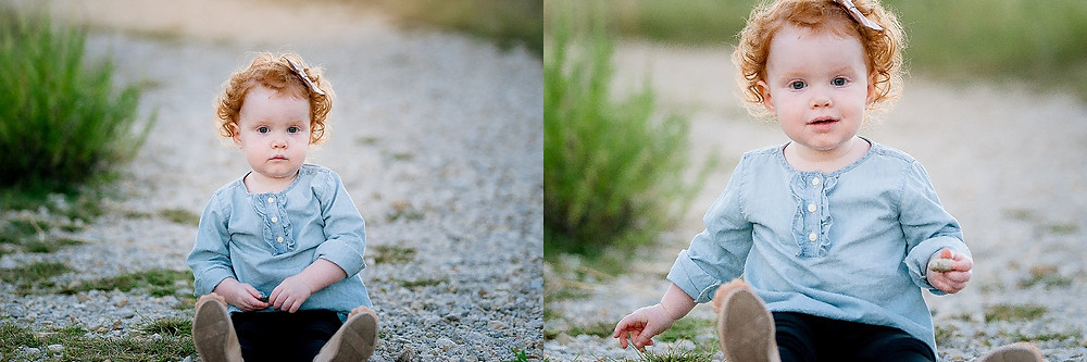 family and toddler, family maternity, Fort Worth maternity, Fort Worth photographer, Northwest Park, red headed girl